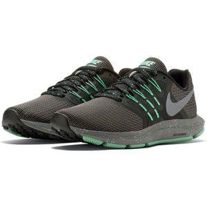 Womens Nike Run Swift SE Black Green Glow 6